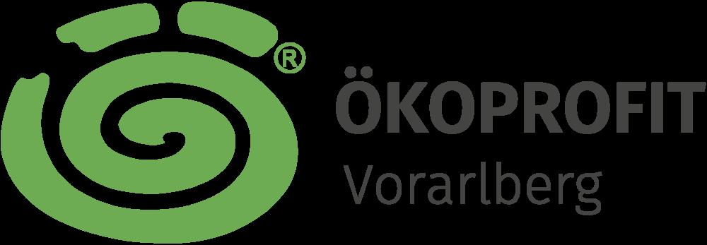 Logo Ökoprofit Vorarlberg